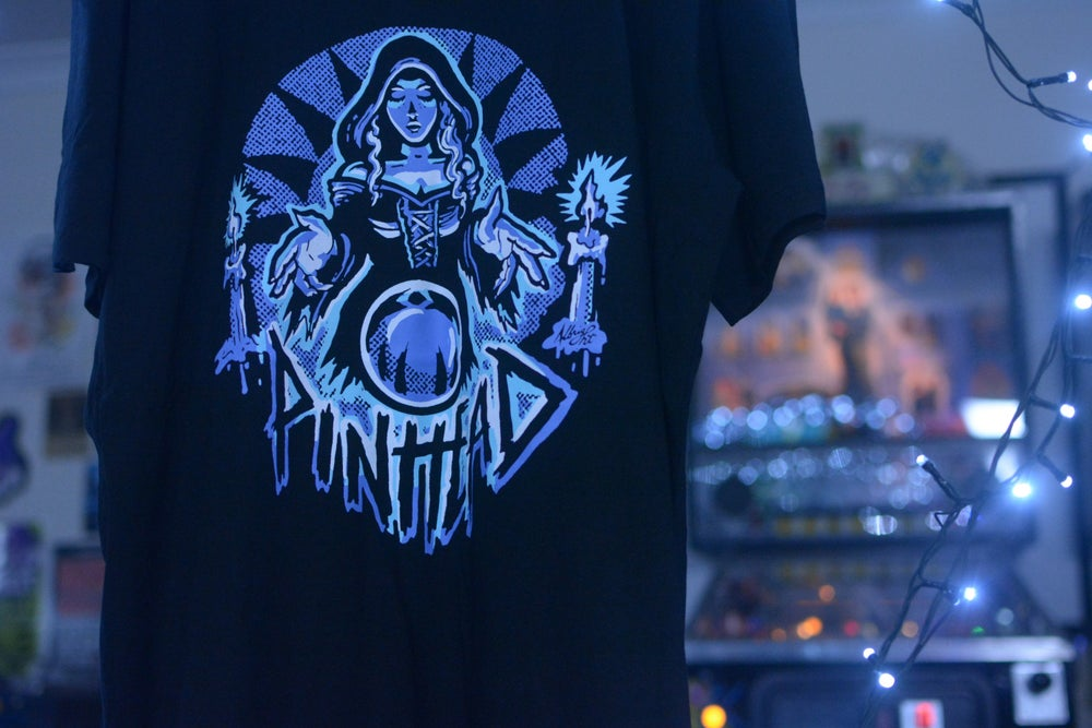 Image of Collection 2 | LE.03 | Pinball Witch Tee (3 Varieties)