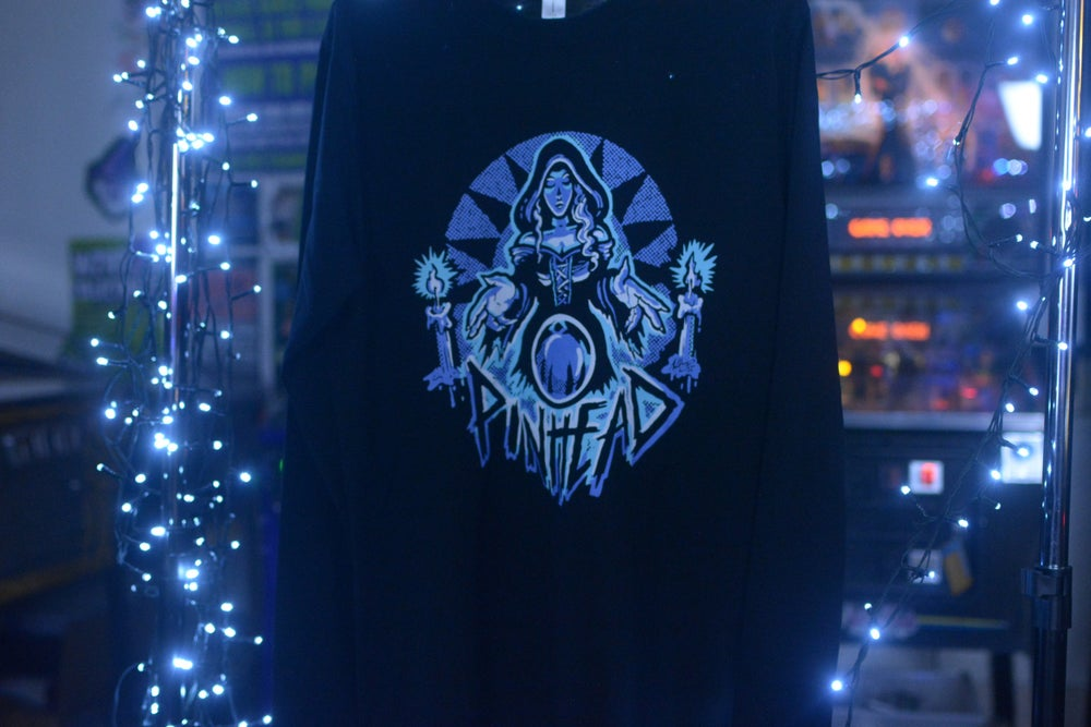 Collection 2 | LS. 03 | Pinball Witch Long Sleeve Shirt (2 Varieties)