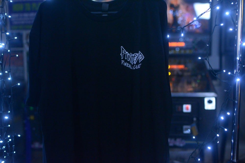 Collection 2   Casual. 01   Pinball Cult Tee (4 Varieties)