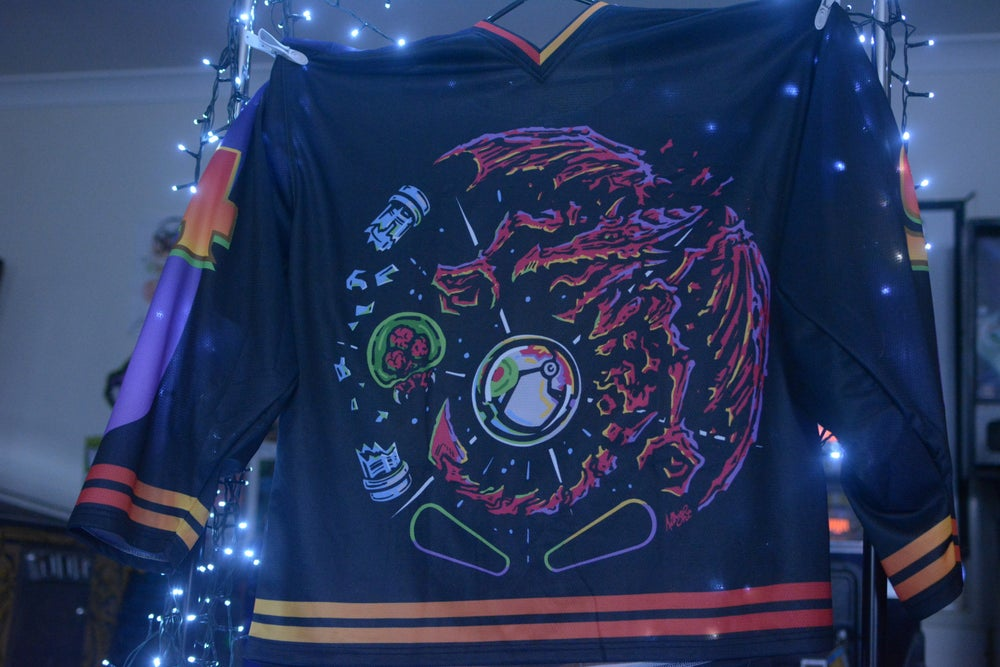 Image of Collection 2 | J.02 | Metroid Hockey Jersey