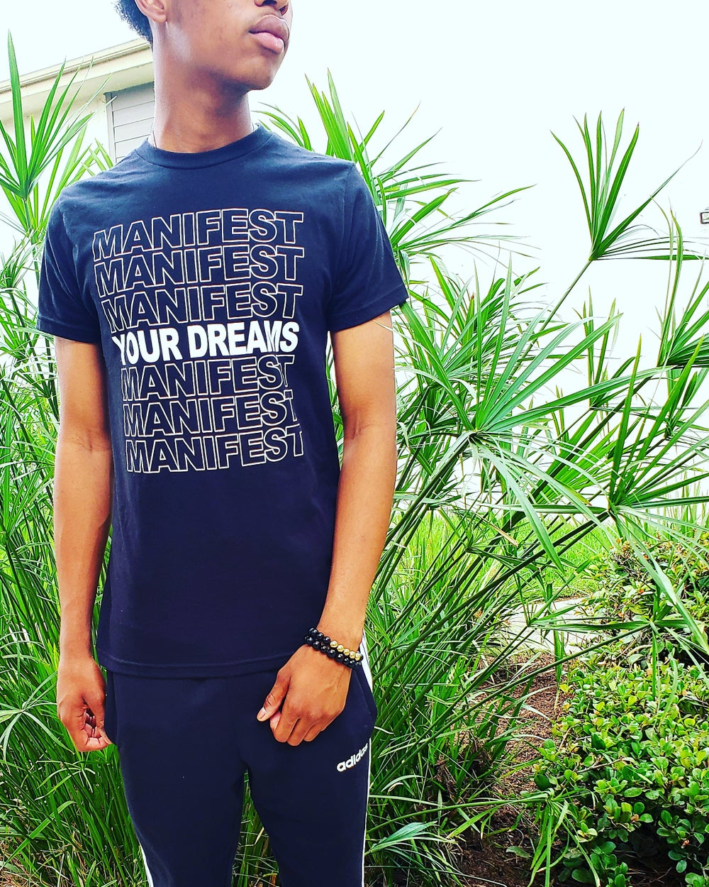 Image of Manifest your Dreams Inspirational T-Shirt