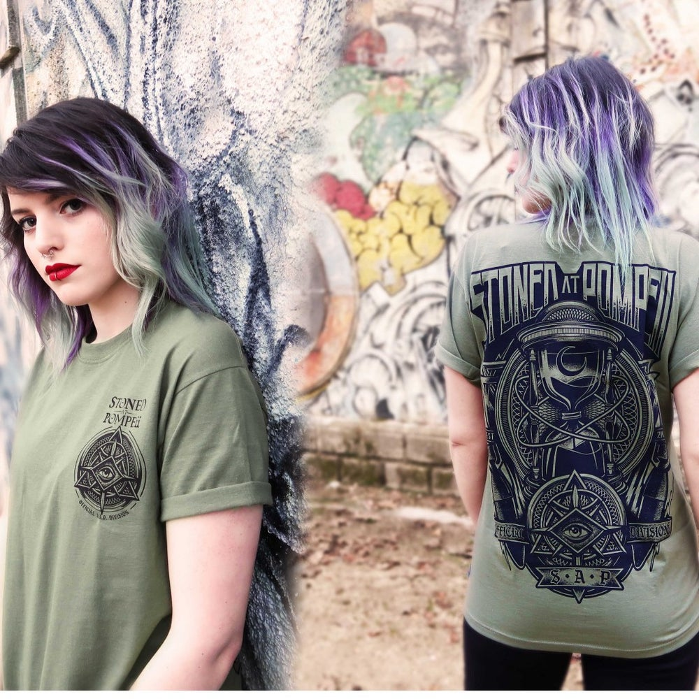 Image of SAP Divison Army T-Shirt Unisex