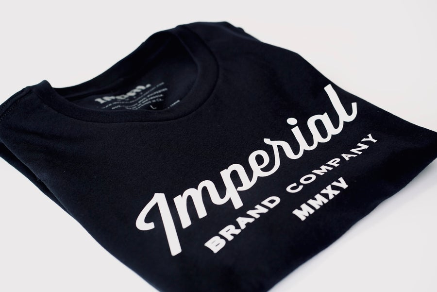 Image of Imperial lifestyle T - Black