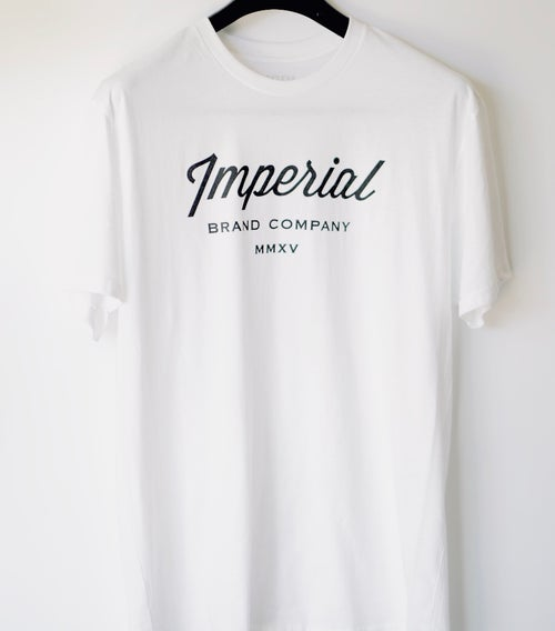 Image of Imperial lifestyle T - White