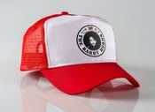 Image of *NEW* BH TRUCKER CAP (Red)