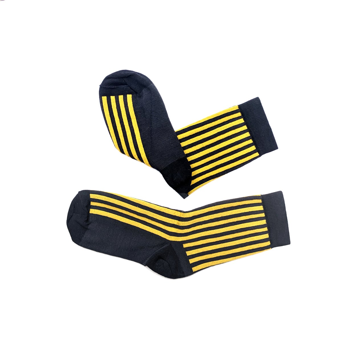 Image of YELLOW STRIPES Socks