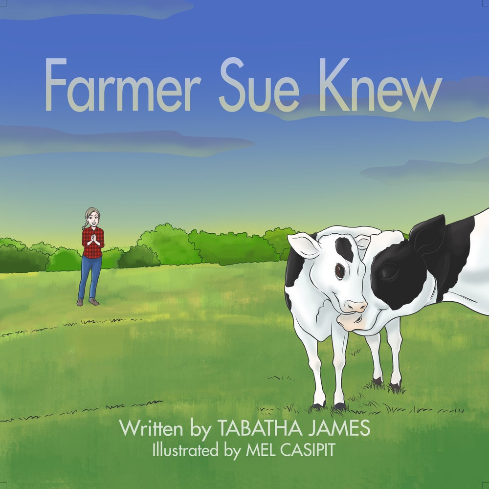 Image of Farmer Sue Knew