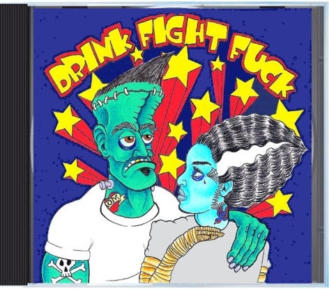 Image of Drink. Fight. Fuck. volume 1 CD various artists