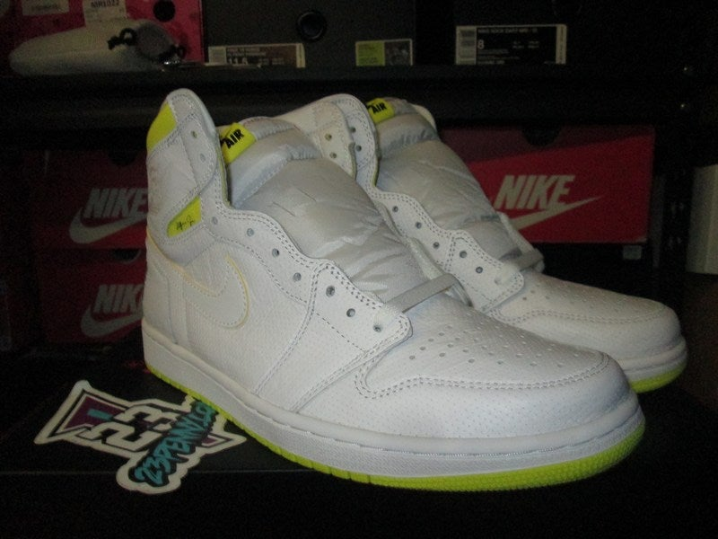 "Image of Air Jordan I (1) Retro High ""First Class Flight"""