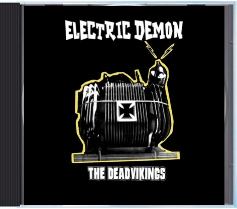 "Image of Dead Vikings ""Electric Demon"" CD"