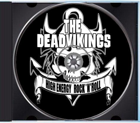 "Image of Dead Vikings ""Electric Demon"" CD"