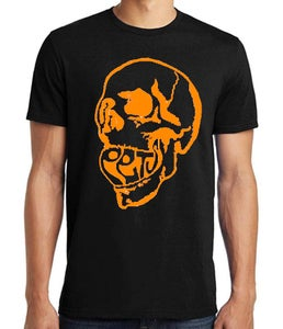 Image of Skull logo - limited spooky edition
