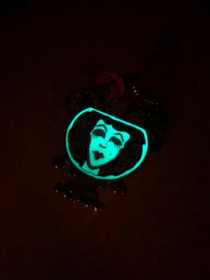 "Image of 1st Edition  3"" Leota Fantasy Mug Series Enamel Pin"