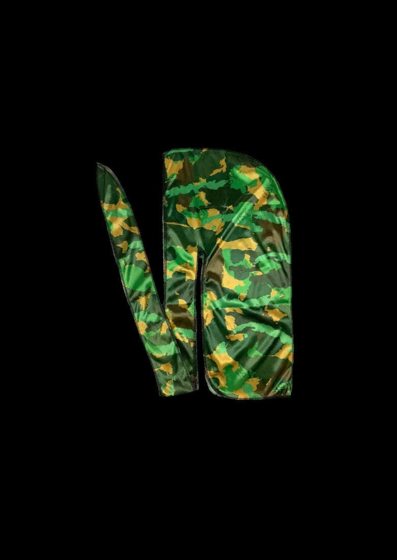Image of DURAG CAMO WI GREEN