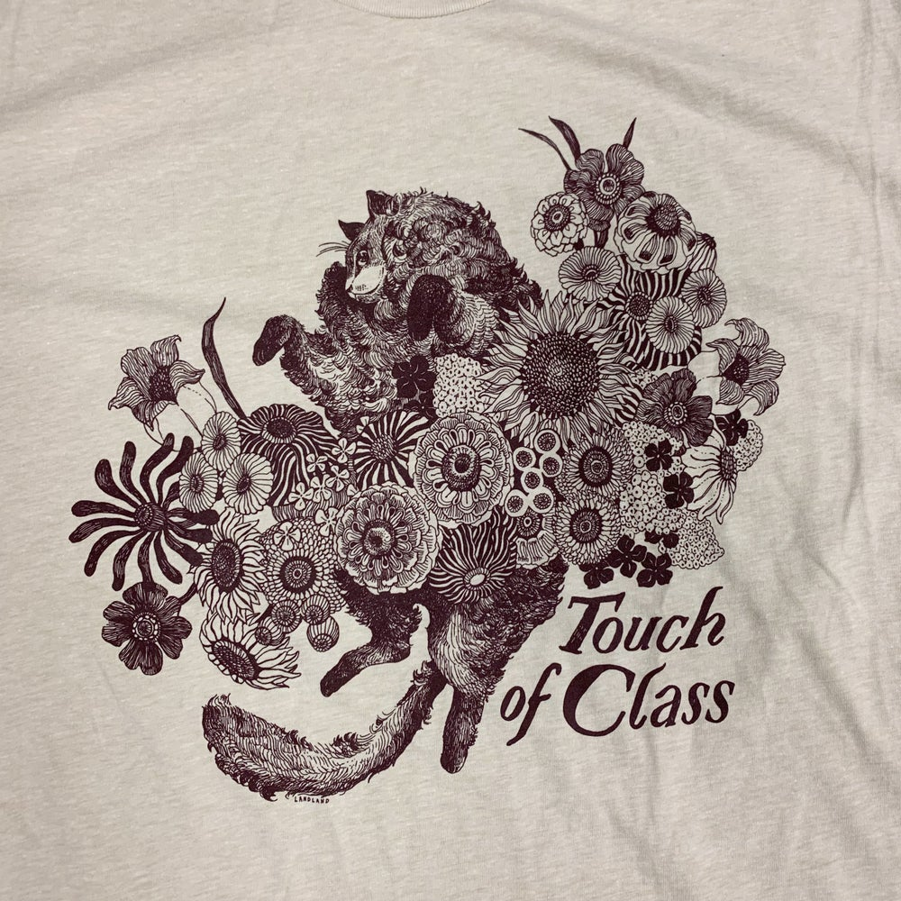 """Image of """"Touch of Class / Rick, With Flowers"""" T-Shirts"""