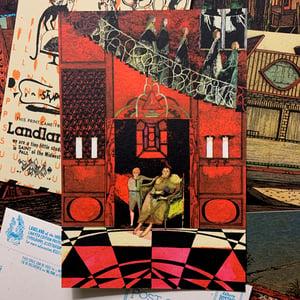 Image of Official Landland Postcard Set (Blind Mystery Packs)