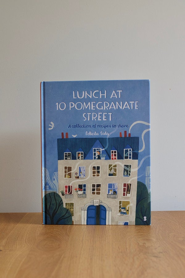Image of Lunch at 10 Pomegranate Street