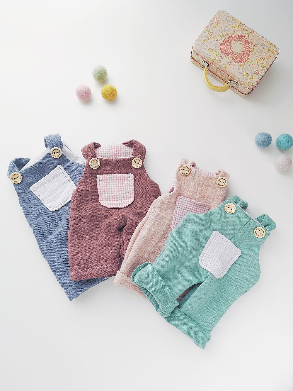 Image of Overalls