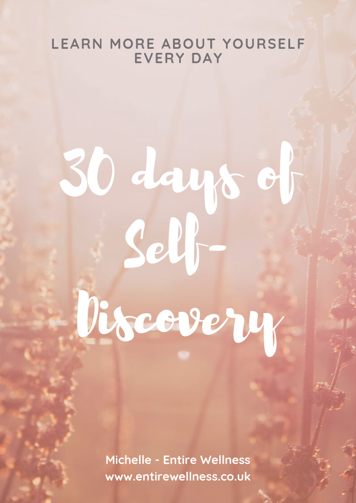 Image of Self-Discovery Workbook