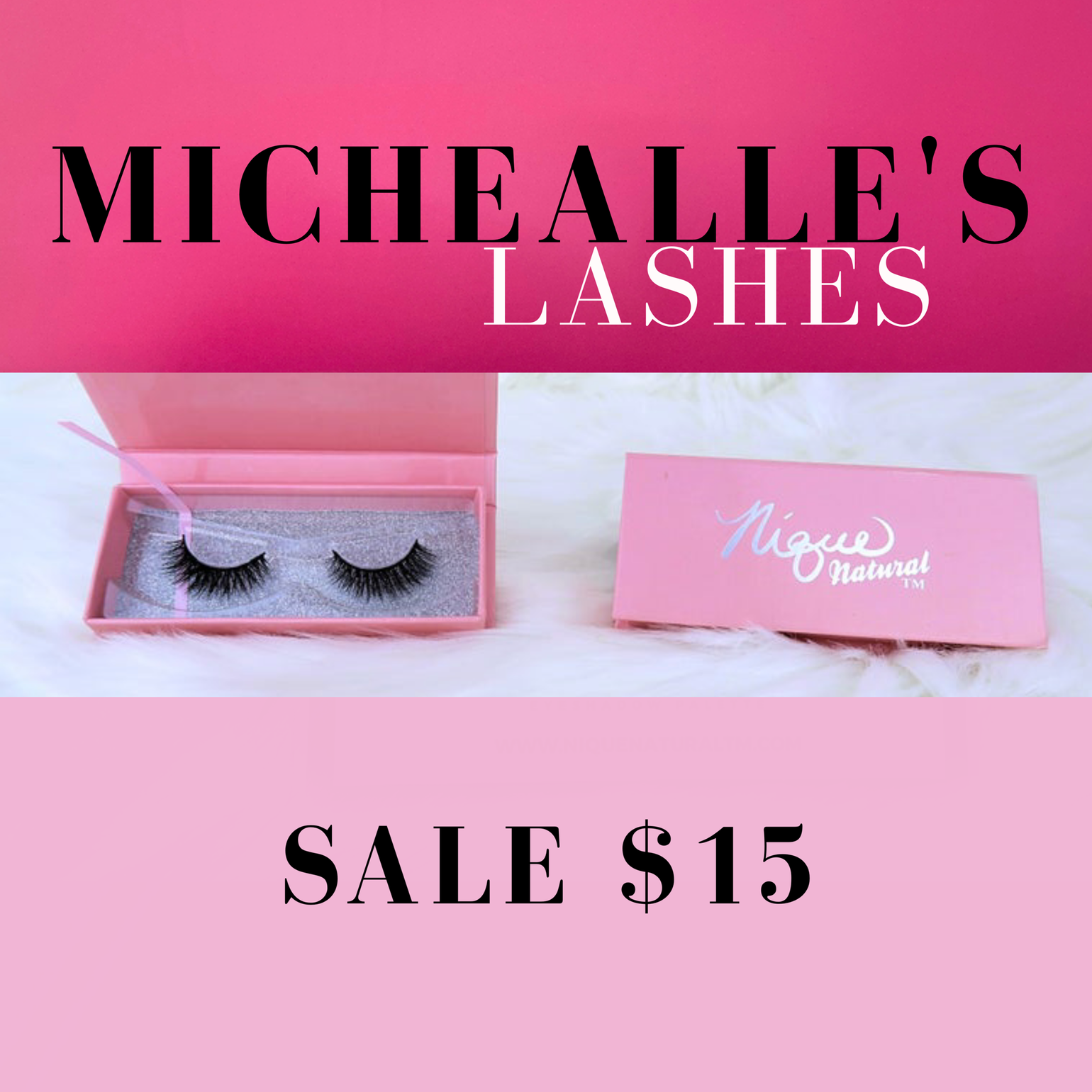 Image of MICHEALLE'S LASHES