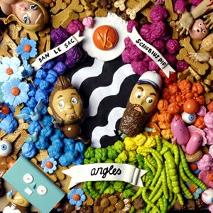 Image of dan le sac Vs. Scroobius Pip - Angles (Double Vinyl)