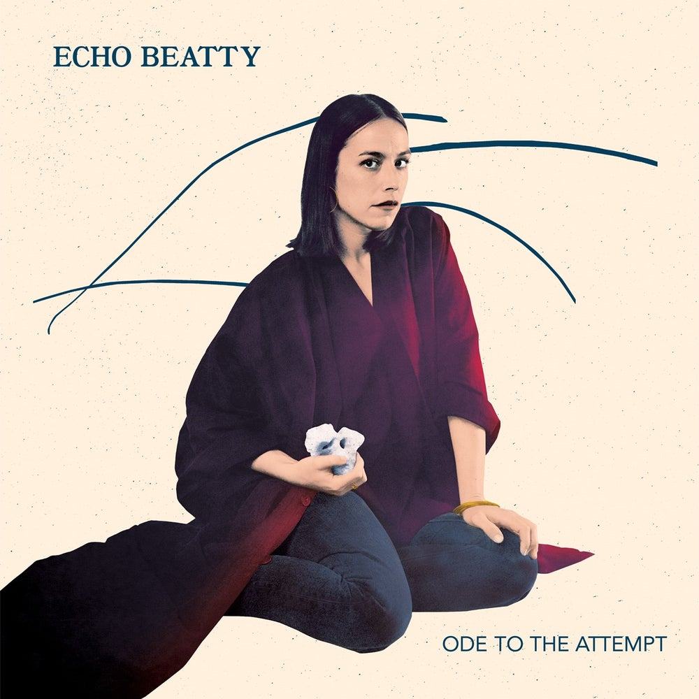 Image of ECHO BEATTY  - ODE TO THE ATTEMPT (EP)