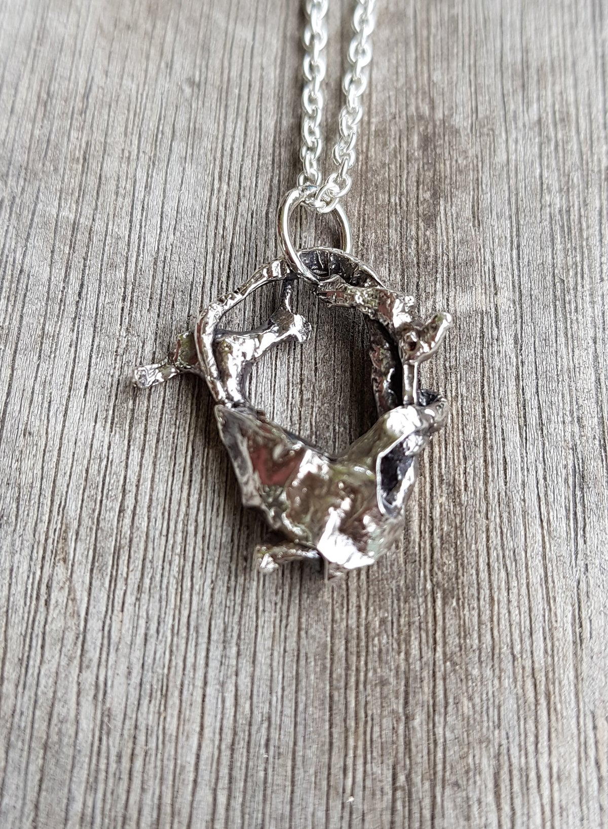 Image of Threshold: Heart's Solace Necklace