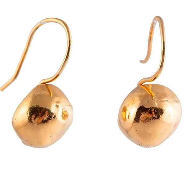 Image of Babushka handmade earrings