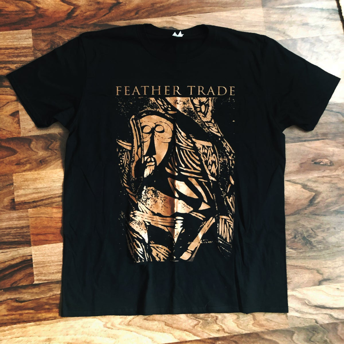 Image of FEATHER TRADE TEE SHIRT