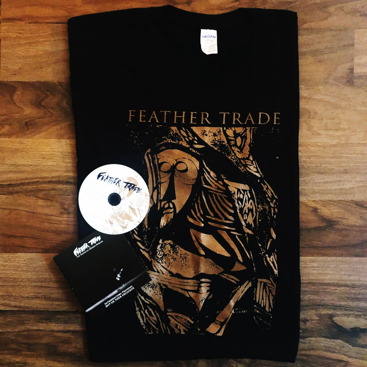 Image of CD + SHIRT COMBO