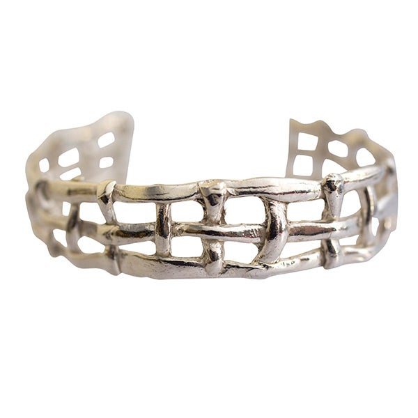 Image of Formentera Silver bracelet
