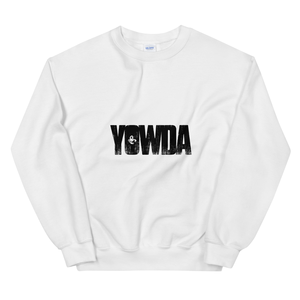 Image of Yowda Logo Sweatshirt (Available in all colors in options)