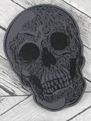 Image of SKULL COASTERS (4)