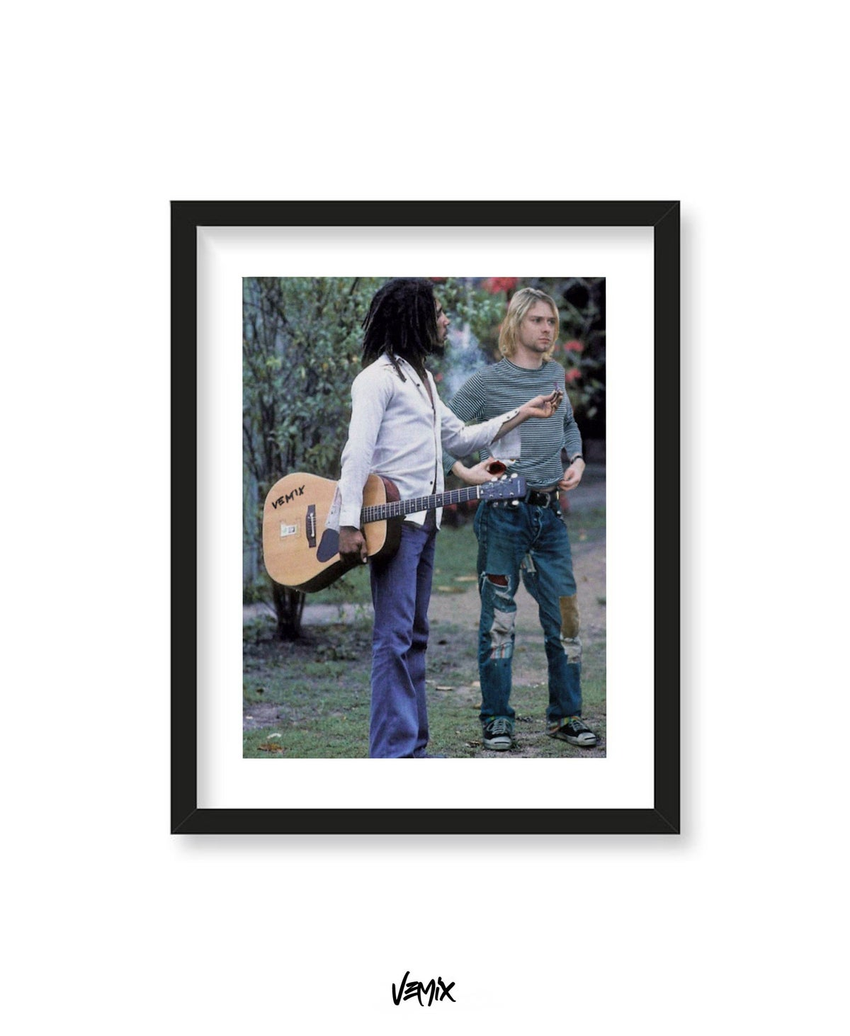 Image of Nevermind the Sheriff - Print