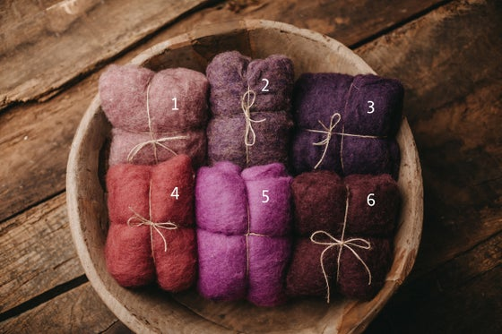 Image of Wool paradise