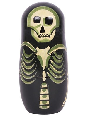 Image of SKELETON RUSSIAN DOLL Set