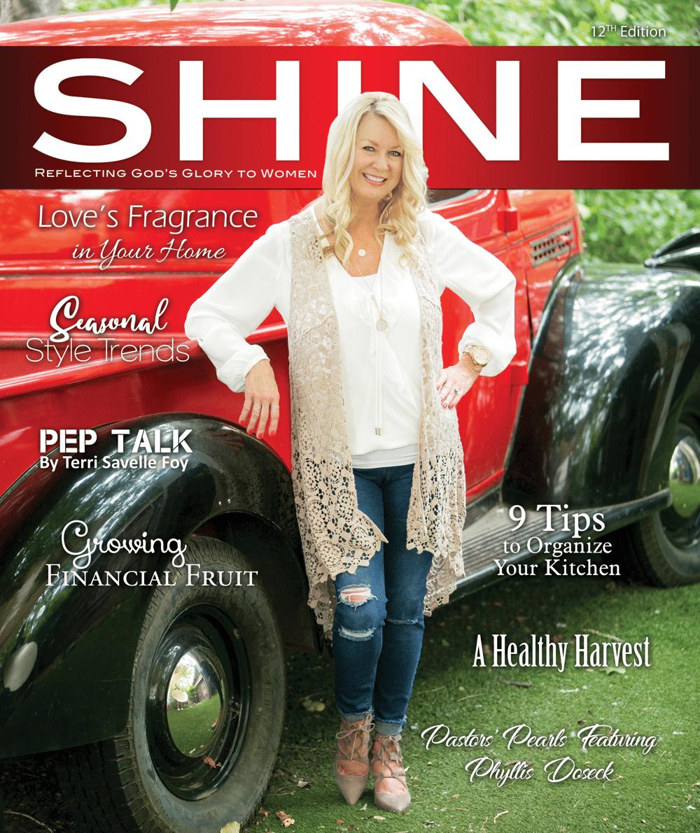 Image of Shine Magazine - 12th Edition
