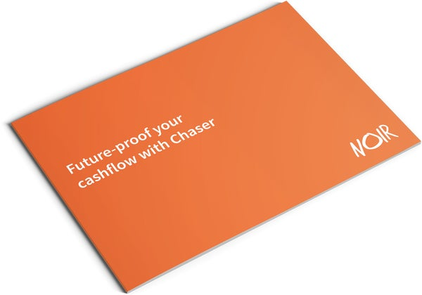 Image of Chaser Set Up and Training Brochure Design