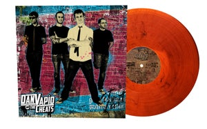 "Image of LP/CD: Dan Vapid and the Cheats ""Self Titled"""