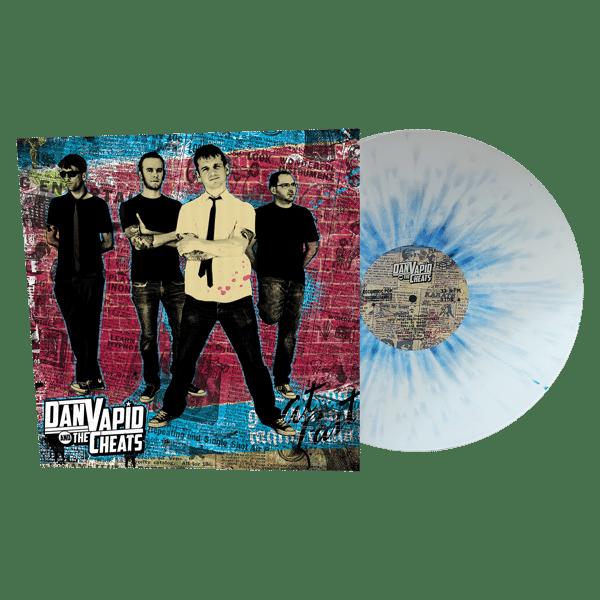 "Image of LP/CD: Dan Vapid and the Cheats ""Self Titled"""
