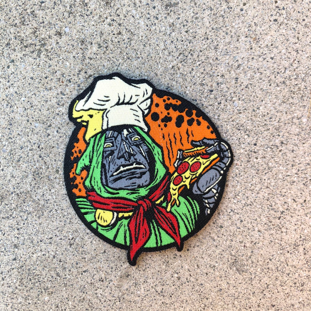 Image of Rubbish Rubbish 99 Doom Pizza Patch