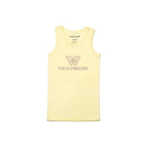 Image of Tokyo Princess Baby Tank Yellow