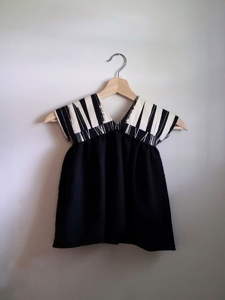 Image of Moon Dress - Onyx