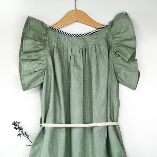 Image of Lucia Ruche Dress - Sage