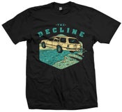 Image of Toadie's Car vs The Cliff - NEW SHIRT
