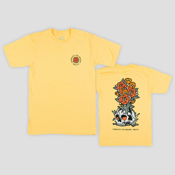 Image of BLOOM TEE (SUNSET)