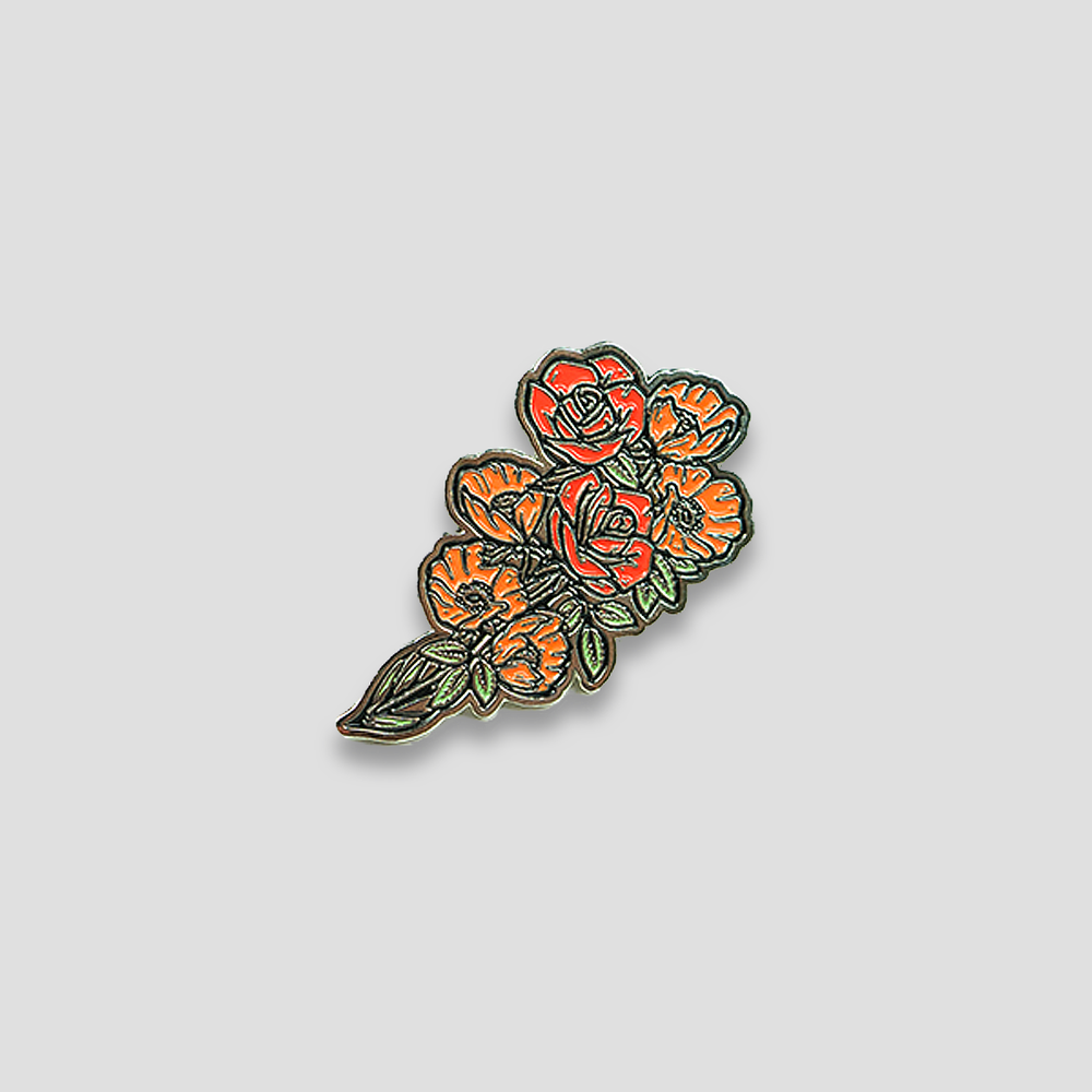 Image of BOUQUET PIN