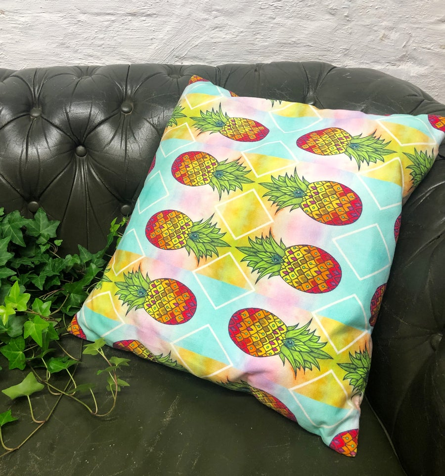 Image of Pineapple cushion