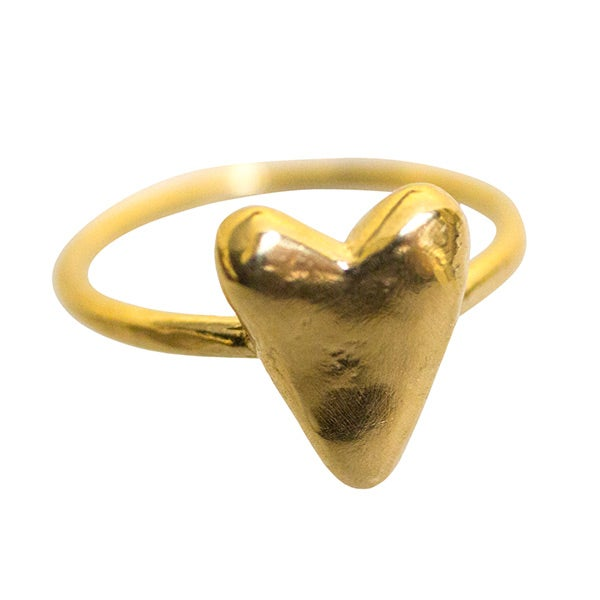 Image of Sweet Valentina Sterling Silver ring