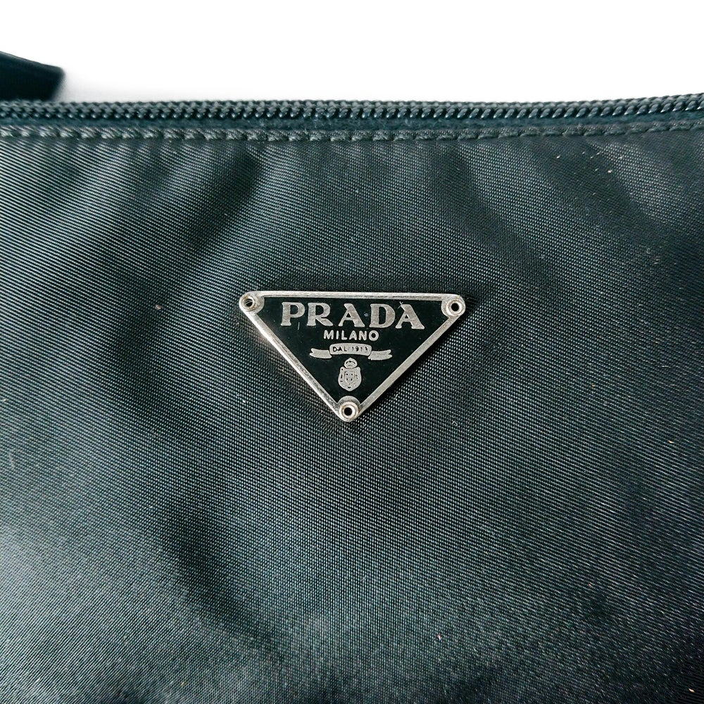Image of Prada Vela Mini Handbag